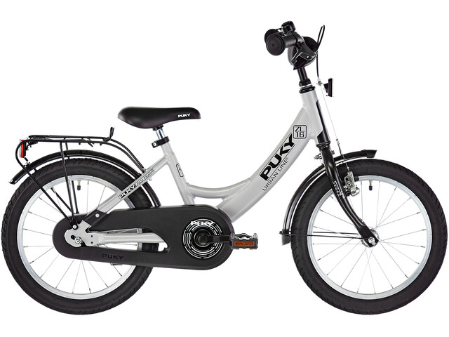 "Puky ZL 16-1 Alu Bicicleta 16"" Niños, light grey/black"